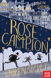 Image for Rose Campion and the stolen secret
