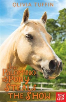Image for The palomino pony steals the show