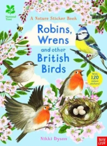 National Trust: Robins, Wrens and other British Birds - Dyson, Nikki