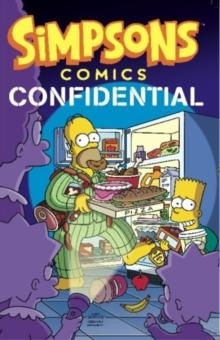 Image for Simpsons comics confidential