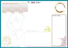 Image for The Dodo Jotter Pad - A3 Desk Sized Jotter-Scribble-Doodle-to-do-List-Tear-off-Notepad