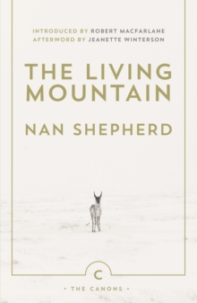 Image for The living mountain
