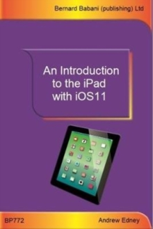 Image for An introduction to the iPad with iOS 11