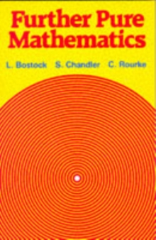 Image for Further Pure Mathematics