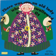 Image for There was an old lady who swallowed a fly