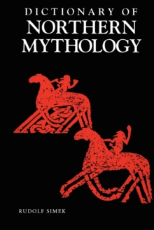 Image for Dictionary of Northern mythology