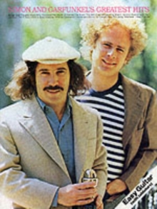 Image for Simon & Garfunkel's Greatest Hits : For Easy Guitar Tab