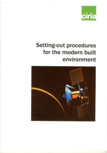 Image for Setting-out procedures for the modern built environment
