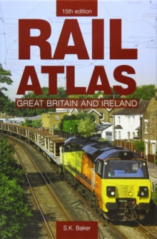 Image for Rail atlas Great Britain & Ireland