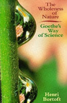 Image for The wholeness of nature  : Goethe's way of science