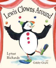 Image for Lewis clowns around