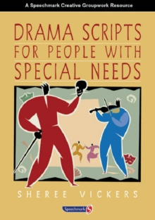 Image for Drama scripts for people with special needs