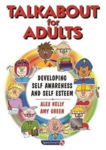 Image for Talkabout for adults  : developing self awareness & self esteem