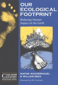 Image for Our ecological footprint  : reducing human impact on earth