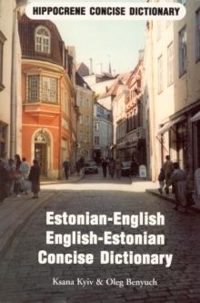 Image for Estonian-English / English-Estonian Concise Dictionary
