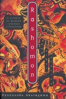 Image for Rashomon  : and other stories