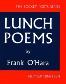 Image for Lunch poems