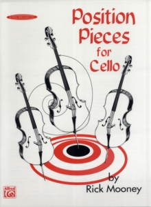 Image for Position Pieces for Cello, Book 1