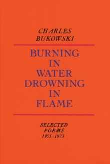 Image for Burning in water, drowning in flame
