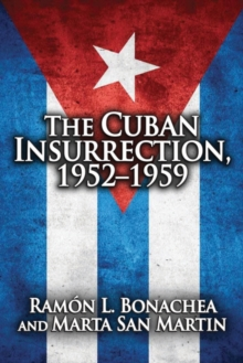Image for Cuban Insurrection 1952-1959