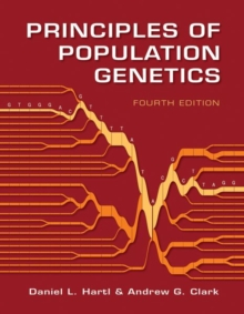Image for Principles of population genetics