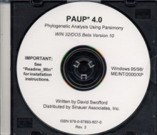 Image for Paup 4.0 Beta for Windows/DOS : Phylogenetic Analysis Using Parsimony (and Other Methods)
