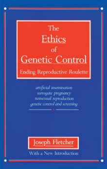 Image for The Ethics of Genetic Control