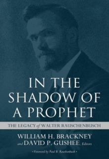 Image for In the Shadow of a Prophet : The Legacy of Walter Rauschenbusch