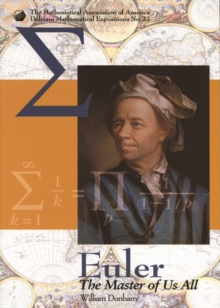 Image for Euler  : the master of us all