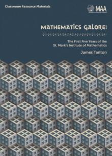 Image for Mathematics galore!