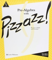 Image for Pre-Algebra with Pizzazz