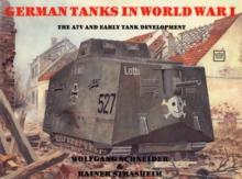German Tanks in WWI