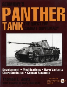 Image for Germany's Panther Tank: The Quest for Combat Supremacy