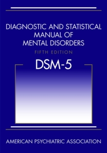 Image for Diagnostic and statistical manual of mental disorders  : DSM-5