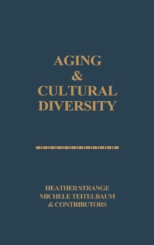 Image for Aging and Cultural Diversity : New Directions and Annotated Bibliography