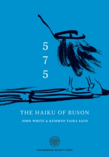 Image for 5-7-5 The Haiku Of Buson