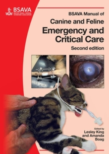 Image for BSAVA Manual of Canine and Feline Emergency and   Critical Care 2E