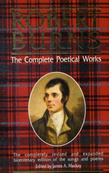 Image for Robert Burns, the Complete Poetical Works