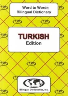 Image for English-Turkish & Turkish-English Word-to-Word Dictionary