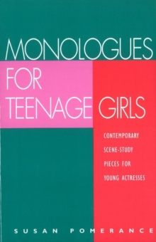 Image for Monologues for Teenage Girls