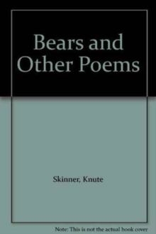Image for Bears and Other Poems