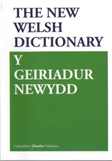 Image for Geiriadur Newydd, Y/New Welsh Dictionary, The