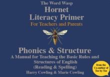 Image for The Hornet Literacy Primer : The Word Wasp Hornet Literacy Primer