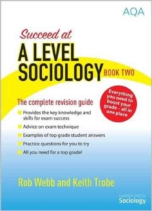 Image for Succeed at A Level Sociology