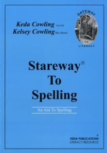 Image for Stareway to Spelling : A Manual for Reading and Spelling High Frequency Words