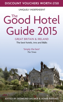 Image for The good hotel guide 2015  : Great Britain & Ireland