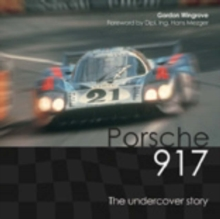 Image for Porsche 917  : the undercover story