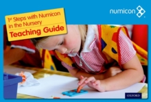 Image for 1st steps with Numicon in the nursery  : teaching guide
