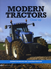 Image for Modern Tractors Close Up