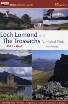 Image for Loch Lomond and the Trossachs National ParkVol. 1,: West